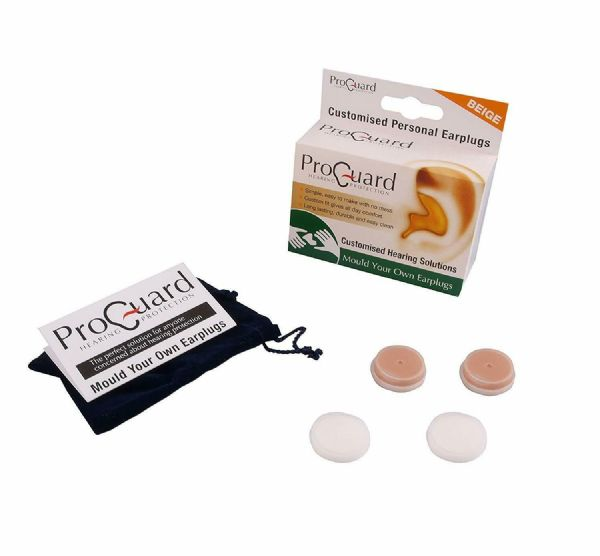 ProGuard MYO - Mould your own custom earplugs - Beige - B180BEIGE